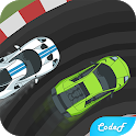Merge Rally Car - idle racing game icon