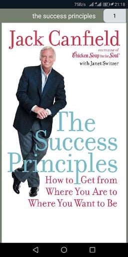 Success pdf the principles