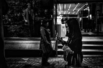 Photo: 秋色モノクローム Autumn colors monochrome  Tokyo Street Shooting  Location; #Shinjuku , #Tokyo , #Japan   #photo #photography #streetphotography #streettogs  #leica #leicaimages #leicammonochrom #leicamonochrom #leicamonochrome