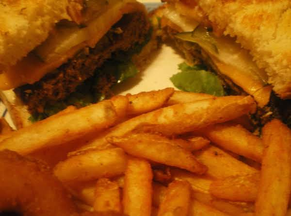 Grilled Smoky Brisket Burgers