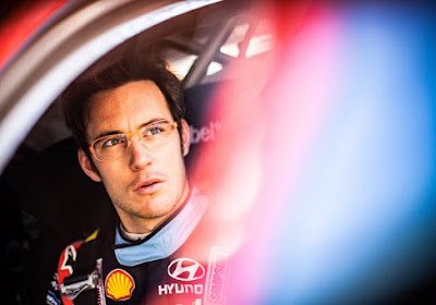 "Neuville surpris avant la Power Stage: ""Rien à faire"""