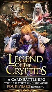 Legend of the Cryptids- screenshot thumbnail