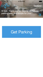 DPM-Dynamic Parking Management- screenshot thumbnail