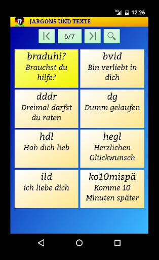 Wähle Text Lite for WhatsApp