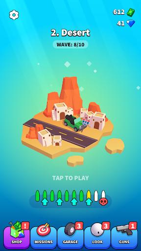 Rage Road screenshot 3