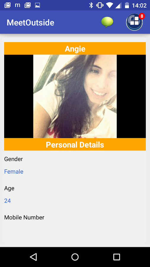 MeetOutside - 100% Free Dating App, Hookups, Chat- screenshot