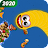Worm Snake zone : worm mate zone arena logo