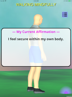 Body-Mind with Affirmations- screenshot thumbnail