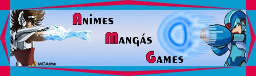 Animes, Mangás & Games