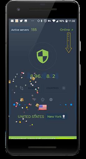 Gold VPN u2013 Free, Fast, Unlimited, VPN Proxy 1.0 screenshots 1