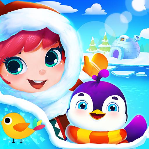 艾米莉的極地大冒險 教育 App LOGO-硬是要APP