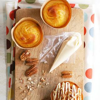 Pumpkin Marble Bread