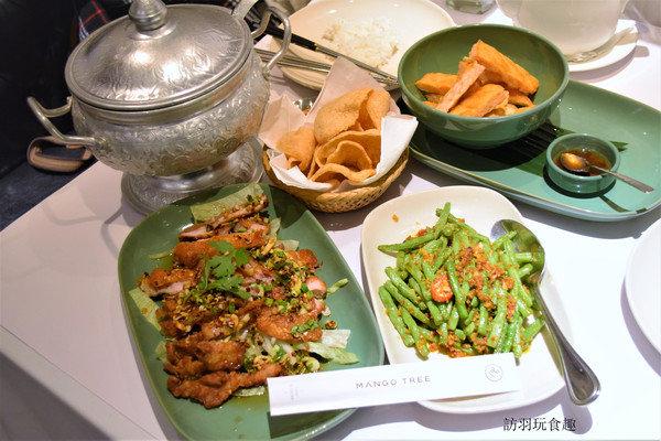 芒果樹Mango Tree經典泰式料理國父紀念館/東區美食