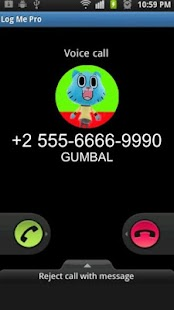 Call from Gumbal prank - náhled