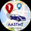 AAST Carpooling icon