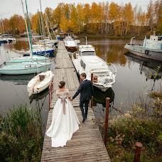 Wedding photographer Elena Lipatnikova (Smolic). Photo of 17.10.2016
