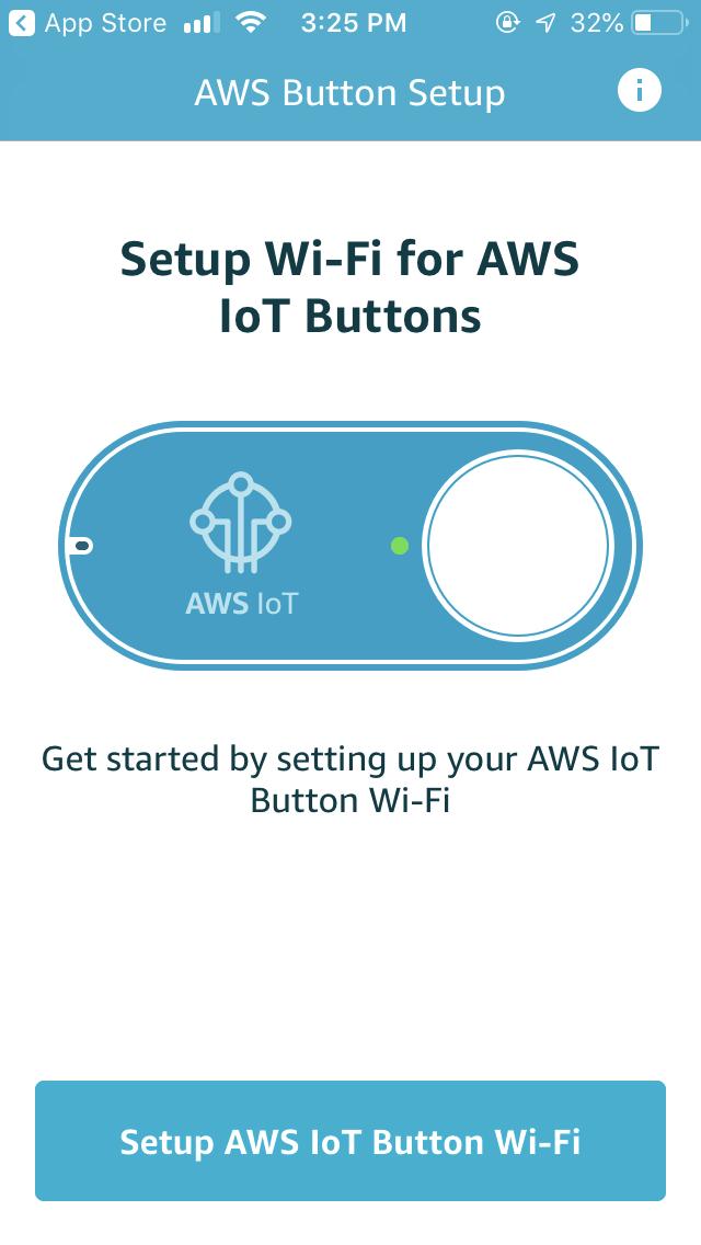 Using the AWS IoT Button Wi-Fi App – Revolution11 Blog