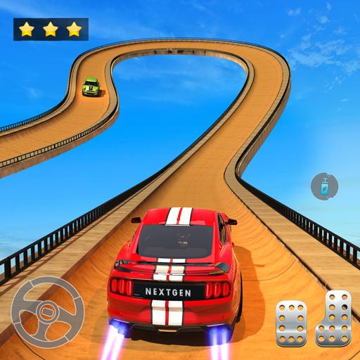 Ramp Car Stunts Racing - Extreme Car Stunt Games