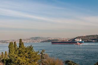 Photo: Blick auf den Bosporus