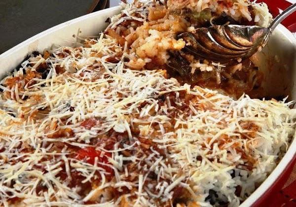Donna's Eggplant Casserole Recipe