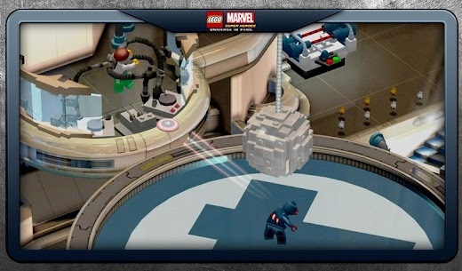 LEGO ® Marvel Super Heroes Mod 2.0.1.12 Apk [Unlocked] 1