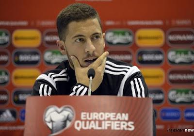 """Hazard : """"Une rampe de lancement pour Chelsea"""""""