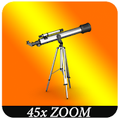 Digital Telescope 45x - Full HD ZOOM