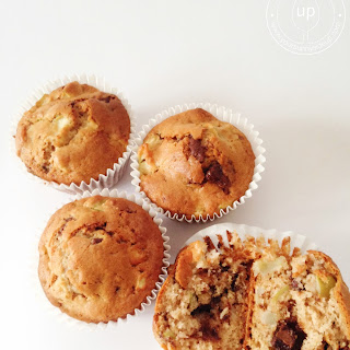 Apple Chocolate Muffins Recipes.