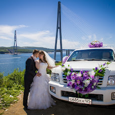 Wedding photographer Roman Panyushin (RomanVL). Photo of 26.07.2014