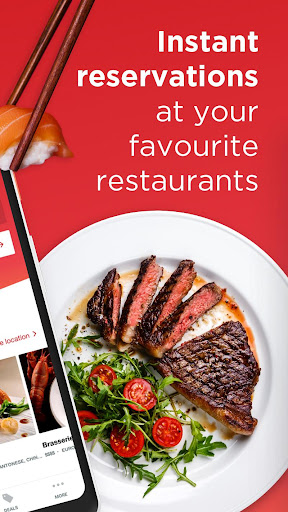 HungryGoWhere Restaurant Reservations Singapore لقطات شاشة 2