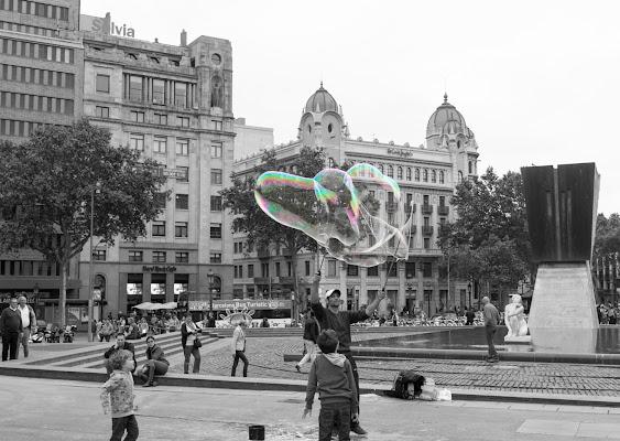 Bolle a Barcellona di alessandro photography