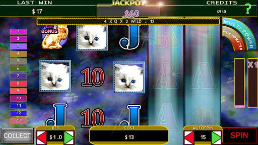 🐱 Tabby Tycoon Cat Slots 🐱 6006 screenshots n 5