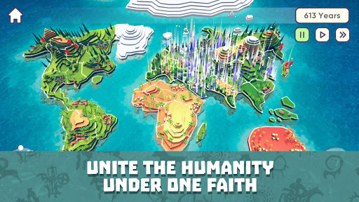 God Simulator. Sandbox strategy game Religion Inc. apkpoly screenshots 7
