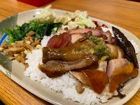 廣東燒臘燴飯快餐