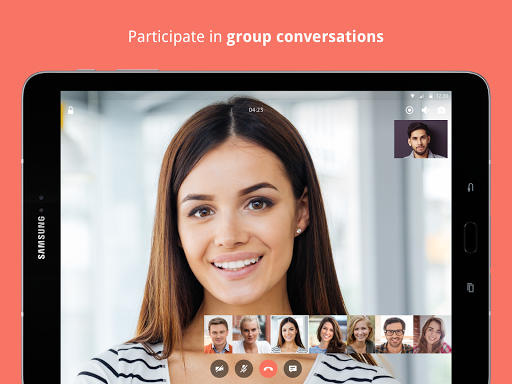 Gruveo - One-Click Video Conferencing 6.4.0 Screenshots 9