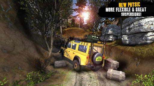 Truck Evolution : Offroad 2  screenshots 11