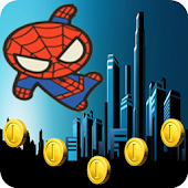 Subway jump Spiderman run