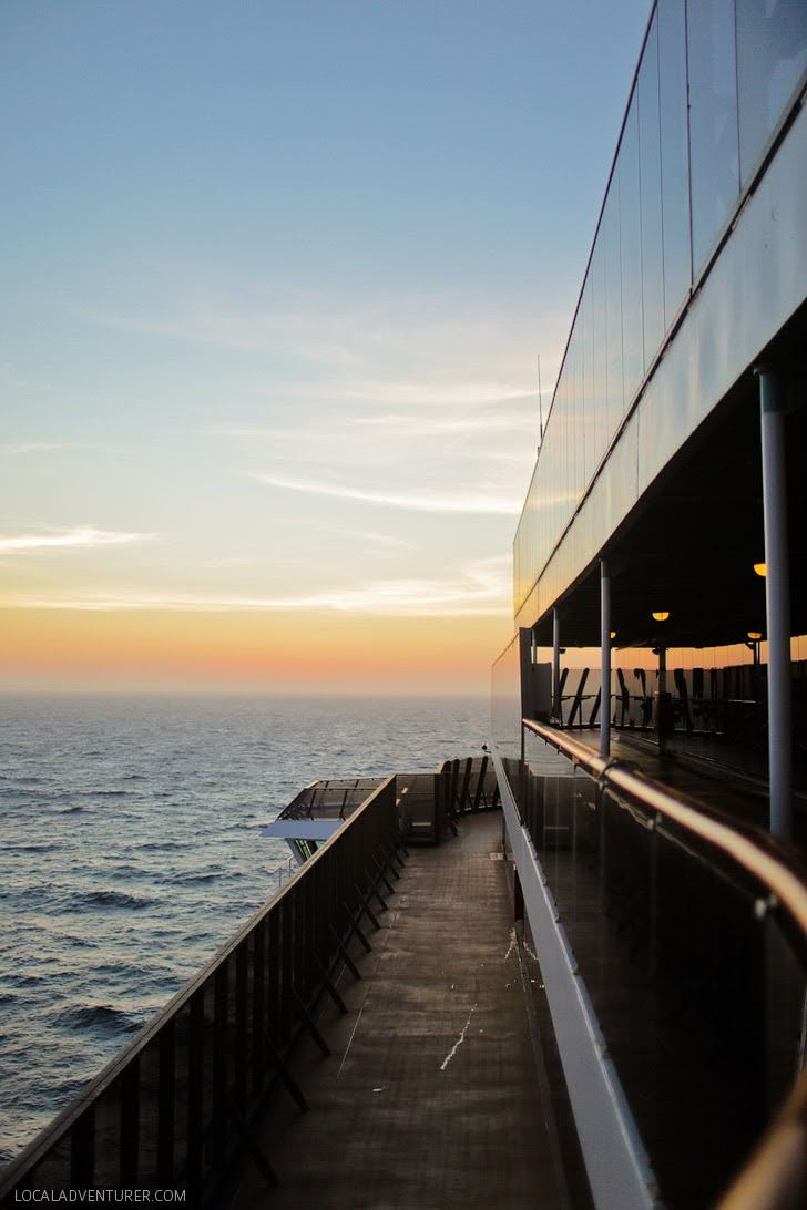 Endless Ocean Views with the Carnival Miracle Ship.
