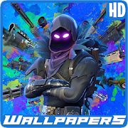App FortArt - Battle Royale Wallpapers APK for Windows Phone