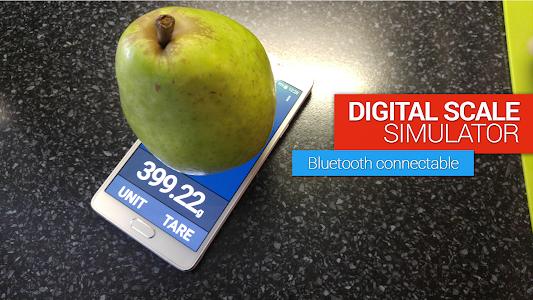 Digital scale simulator Adfree v1.0