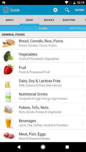 Download Monash Uni Low FODMAP Diet MOD APK 2