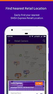 SMSA Mobile - náhled