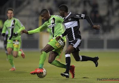 Charleroi speelt 2-2 gelijk op het veld van Eupen