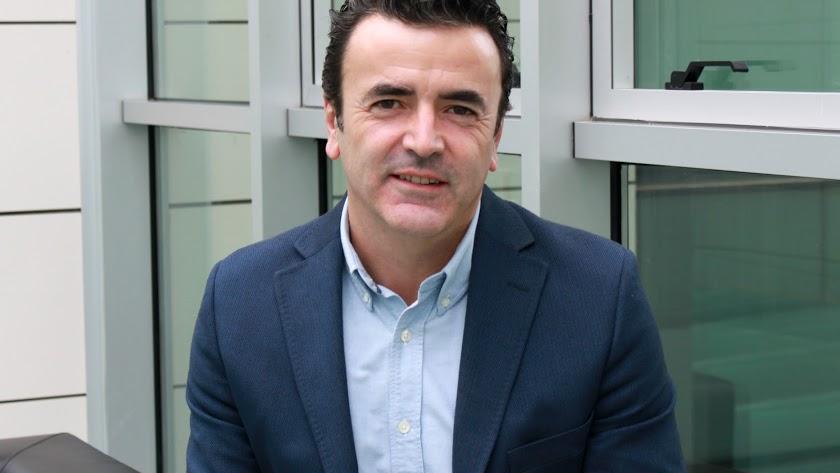 Antonio Domene ha sido gerente de CASI durante tres años.