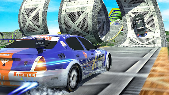 Extreme GT Racing Car Stunts - Real Race Game 2019 for PC-Windows 7,8,10 and Mac apk screenshot 2