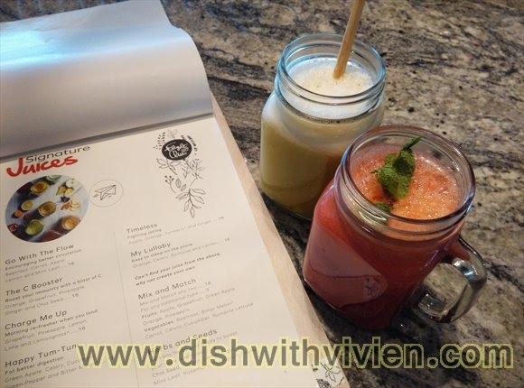 9b7875c78 Signature juices   Flight Club - Malaysia Food   Restaurant Reviews