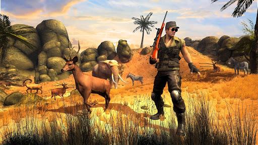 Deer Hunter Free Online Games 2019: Shooting Games apkpoly screenshots 2
