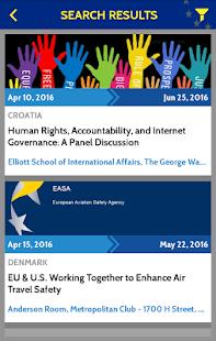 EUintheUS Events- screenshot thumbnail