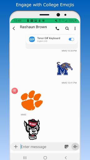 College Emojis screenshot 2
