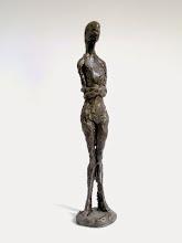 Photo: Stahlbein, (Blei) 1988, 150,00, Höhe 18cm